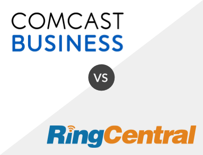 Comcast Business vs RingCentral