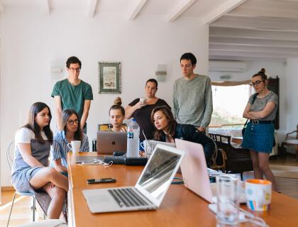 Common staff for nonprofit organizations