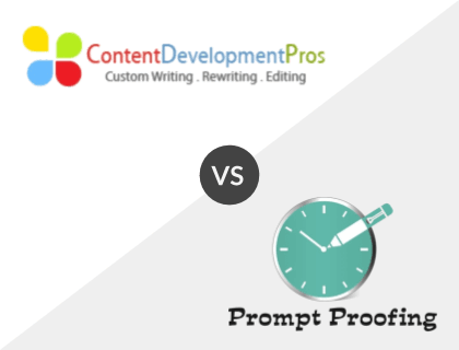 Content Development Pros vs. Prompt Proofing