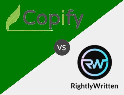 Copify vs. Rightly Written