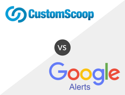 Custom Scoop vs. Google News Alerts