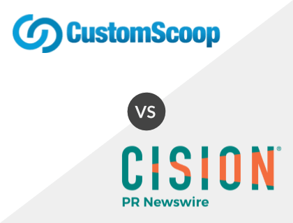 Custom Scoop vs. PR Newswire