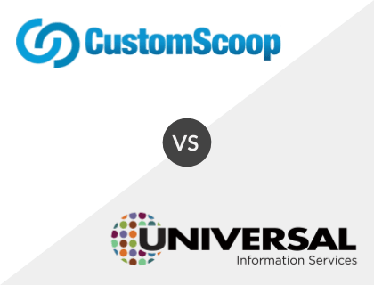 Custom Scoop vs. Universal Information Services
