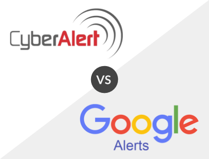 CyberAlert vs. Google News Alerts