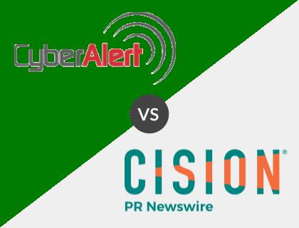 CyberAlert vs. PR Newswire