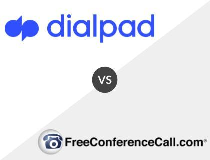 Dialpad Vs Freeconferencecall