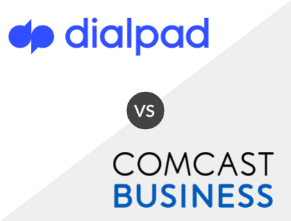 DialpadTalk vs Comcast Business