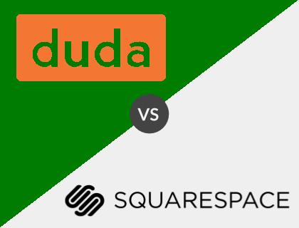 Duda Team vs. Squarespace Basic Commerce