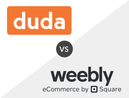 Duda Team vs. Weebly Performance