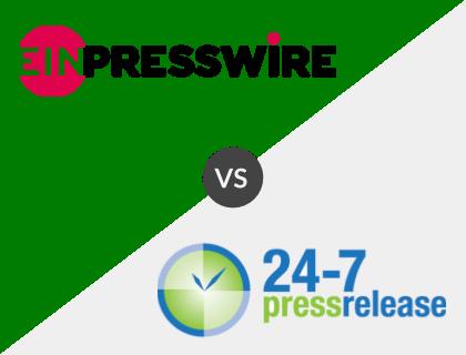 EIN Presswire vs 24-7pressrelease.com