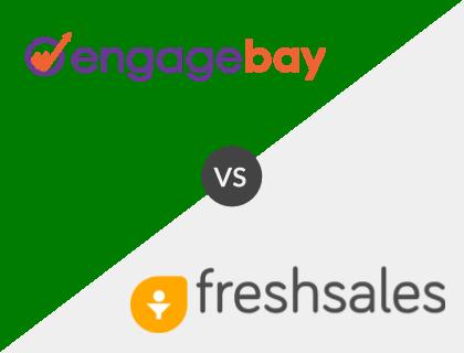EngageBay CRM vs Freshsales