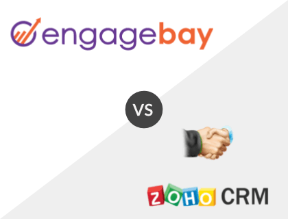 EngageBay CRM vs Zoho CRM