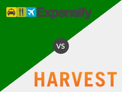 Expensify vs. Harvest