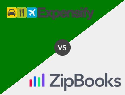Expensify vs. ZipBooks