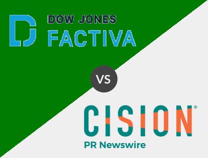 Factiva vs. PR Newswire