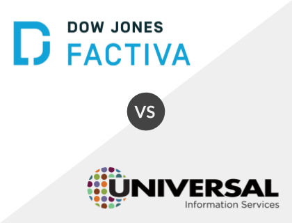 Factiva vs. Universal Information Services