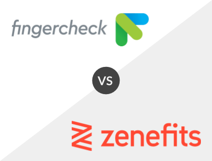Fingercheck vs. Zenefits