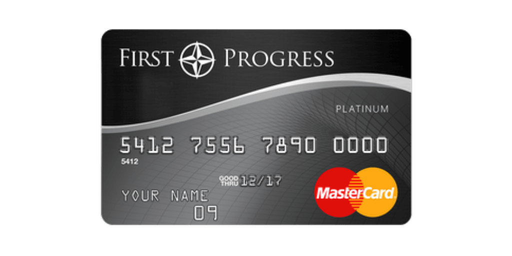 First Progress Platinum Select Mastercard Secured Credit Card