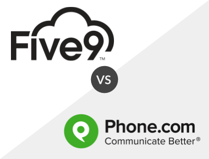 Five9 vs. Phone.com