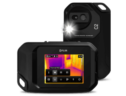 Flir C2 Powerful And Compact Thermal Imaging Camera