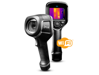 Flir E6 Thermal Imaging Infrared Camera With Wifi 420X320 20190131