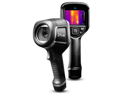 Flir E8 Point And Shoot Thermal Imaging Camera