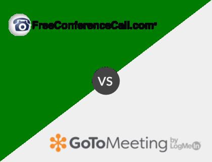 FreeConferenceCall.com vs. GoToMeeting