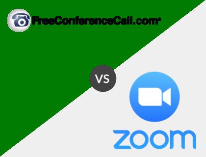 FreeConferenceCall.com vs. Zoom