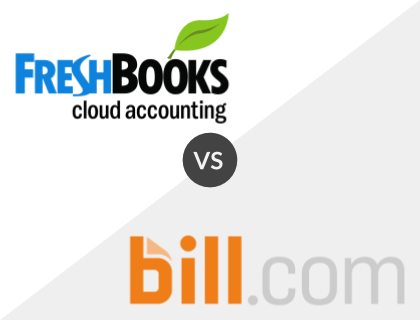 FreshBooks vs. Bill.com