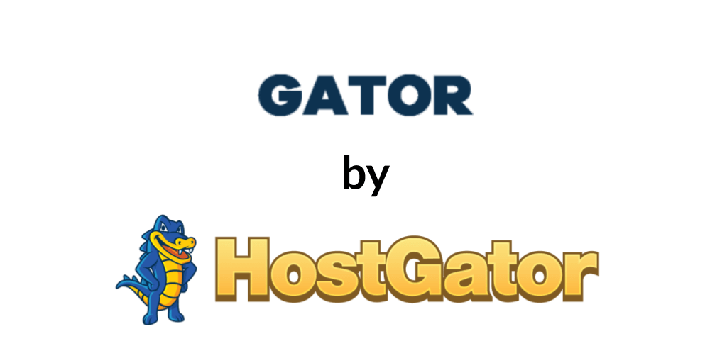 Gator (by HostGator)