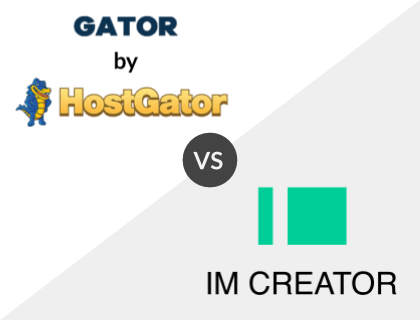 Gator vs. IM Creator