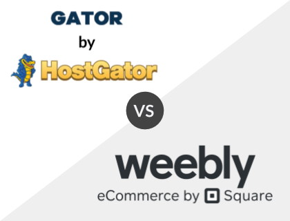 Gator vs. Weebly