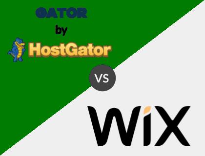 Gator vs. Wix