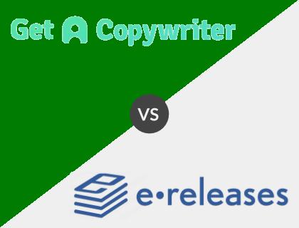 Get A Copywriter vs. eReleases