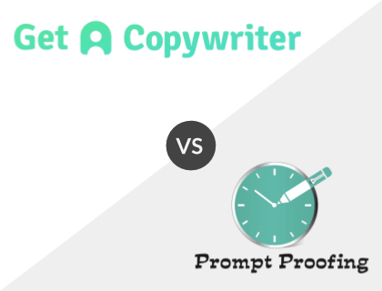 Get A Copywriter vs. Prompt Proofing