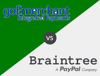 goEmerchant vs Braintree