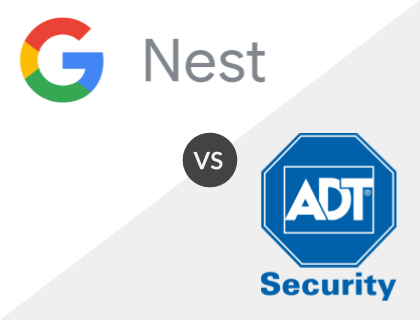 Google Nest Secure vs. ADT