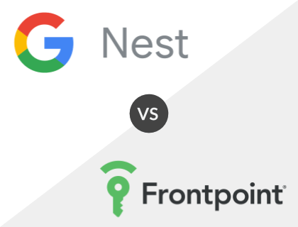 Google Nest Secure vs. Frontpoint