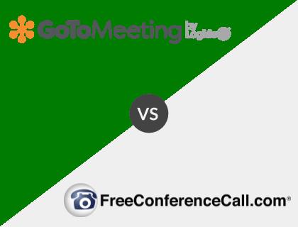 GoToMeeting vs. FreeConferenceCall.com