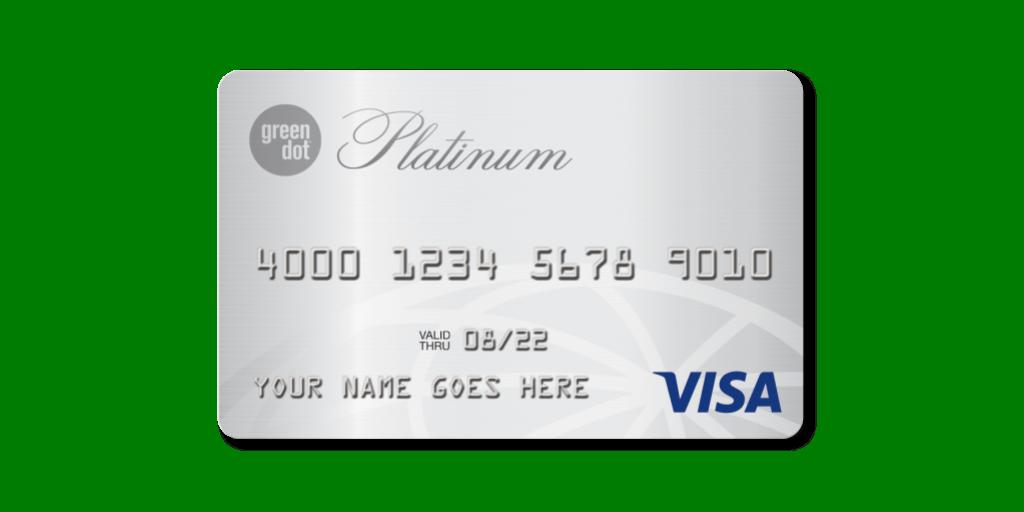 Green Dot Platinum Visa Secured Credit Card