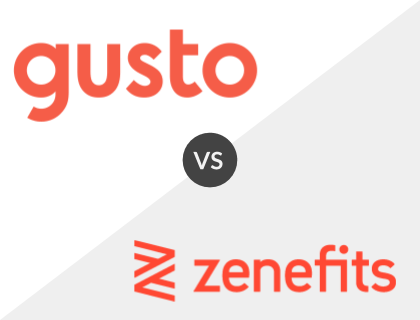 Gusto vs. Zenefits