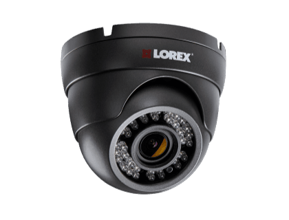 H DSecurity Camera With Motorized Varifocal Lens LEV2724B
