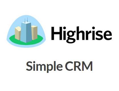 Highrise CRM