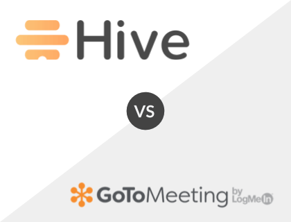 Hive vs. GoToMeeting