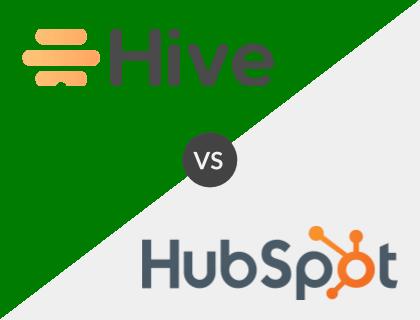 Hive vs. HubSpot CRM