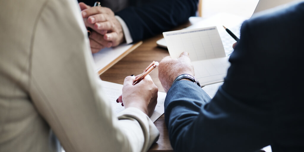 How to Find a Financial Backer
