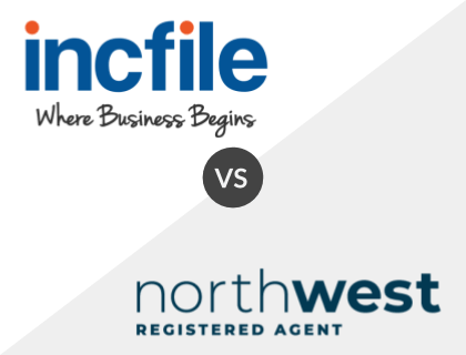 Incfile vs. Northwest Registered Agent