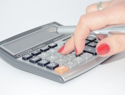 Invoice Finance Calculator