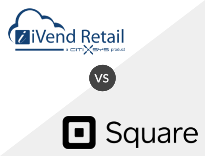 iVend POS vs. Square for Retail