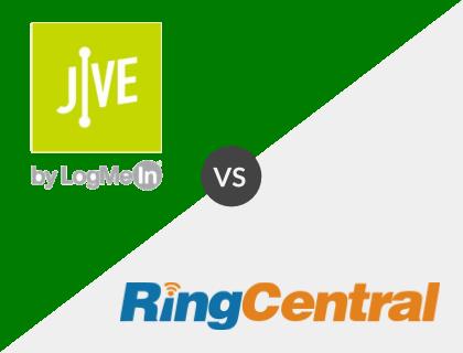 Jive Voice vs. RingCentral